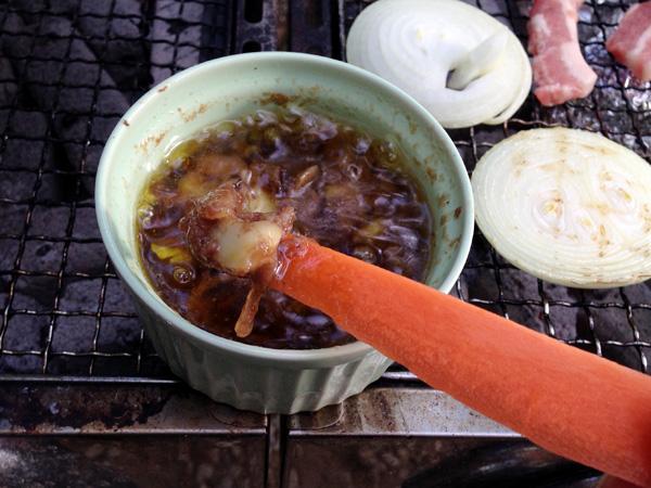 野菜が進む!大人の味わい!アウトドアでバーニャカウダを作ってみた!!!