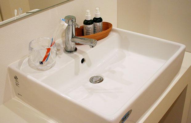 毎日使う洗面所、歯磨きに洗顔、朝シャンでの節水方法